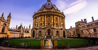 Going to Oxford University