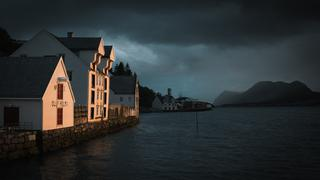Around Alesund